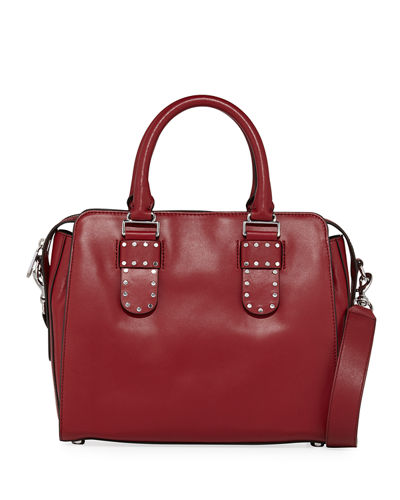 Midnighter Studded Work Tote