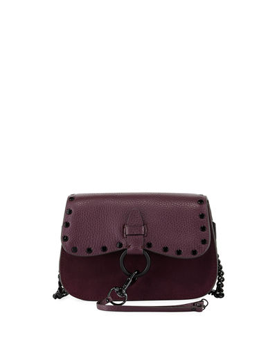Keith Small Saddle Crossbody Bag