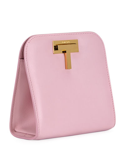 Cosmo Calf Small T Lock Shoulder Bag