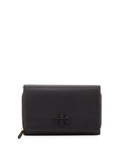 McGraw Flat Crossbody Wallet Bag