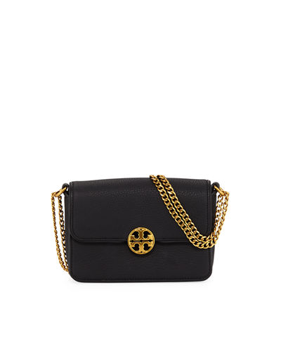 Chelsea Mini Leather Crossbody Bag