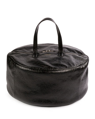 Air Hobo Large Arena Leather Tote Bag