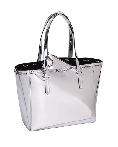 Izzy Smooth Chain Tote Bag