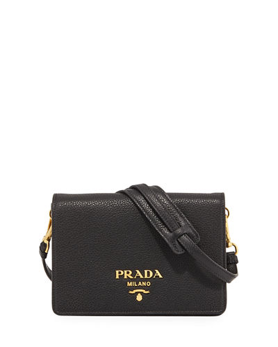 Daino Small Leather Shoulder Bag