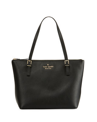 Watson Lane Maya Small Leather Tote Bag by Kate Spade New York
