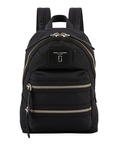 Mini Nylon Biker Backpack