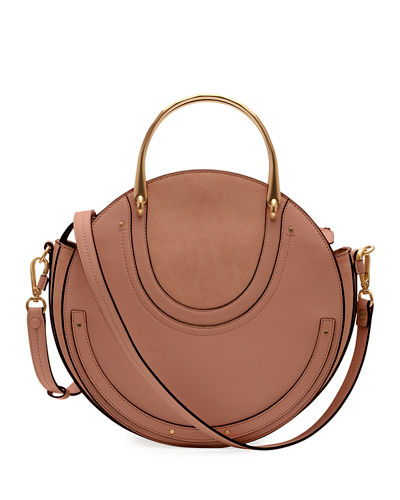 Pixie Medium Round Shoulder Bag