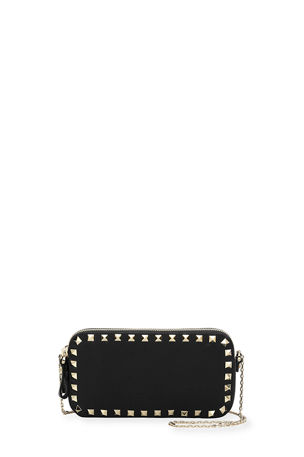 Valentino Garavani Rockstud Small Chain Shoulder Bag