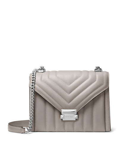 098fb92881c9be MICHAEL Michael Kors Whitney Large Shoulder Bag from Neiman Marcus - Styhunt