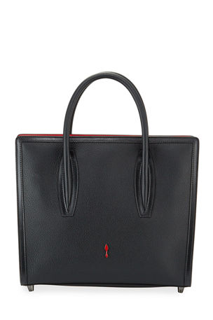 Christian Louboutin Paloma Medium Calf Empire Tote Bag