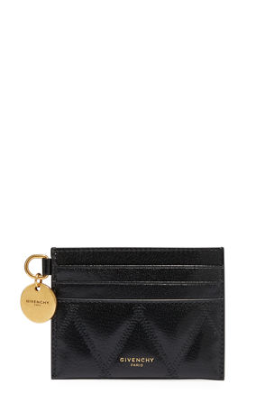 Givenchy GV3 Leather Card Case