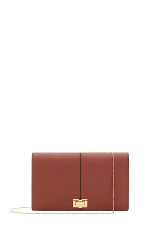 Fendi Peekaboo Grace Wallet Crossbody Bag