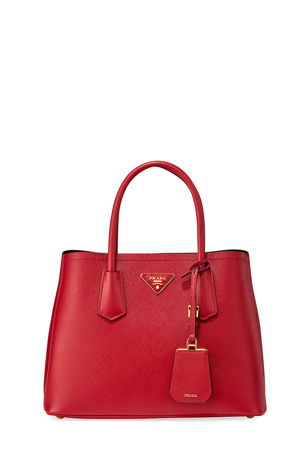 Prada Small Double Tote