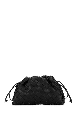 Bottega Veneta The Intrecciato Mini Pouch Crossbody Bag