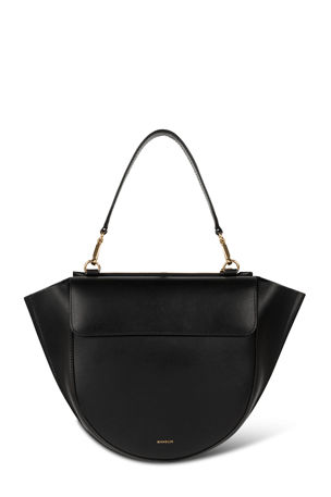 Wandler Hortensia Medium Calf Top-Handle Bag