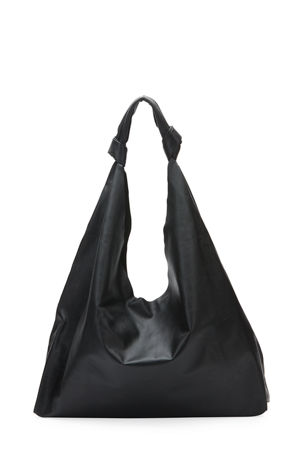 THE ROW Bindle Two Bag in Napa Leather