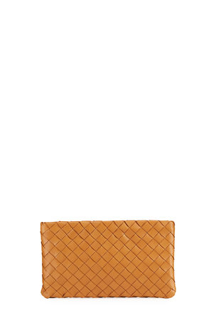 Bottega Veneta Medium Intrecciato Pouch Bag