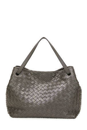 Bottega Veneta Large Intrecciato Shoulder Bag