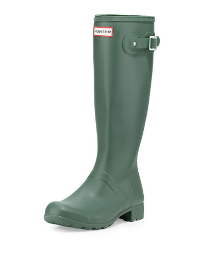 Hunter Boot Original Tour Buckled Welly Boot