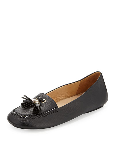 Jack Rogers Terra Leather Tassel Loafer