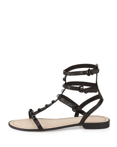 Georgina Studded Gladiator Sandal