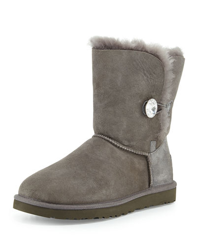 UGG Bailey Bling Button Boot