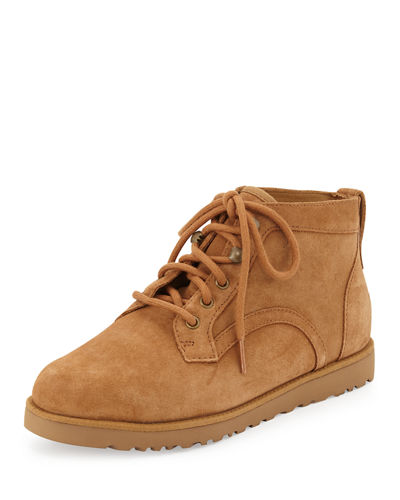Bethany Slim Shearling Hiker Boot