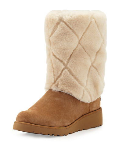 UGG Ariella Luxe Diamond Boot