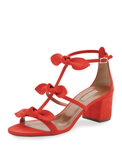 St. Tropez Bow 50mm Sandal