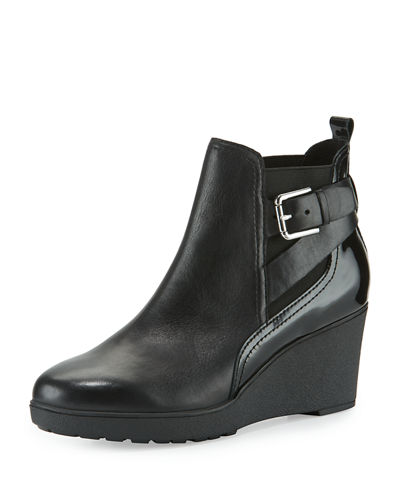 NINO WEDGE BOOTIE