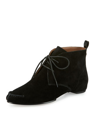 colored suede boots neiman