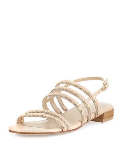 Linedrive Braided Chain Sandal