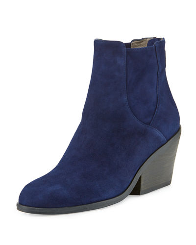 Peer Suede Ankle Boot