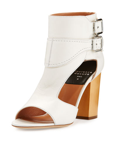 Rush Cutout Buckle Sandal