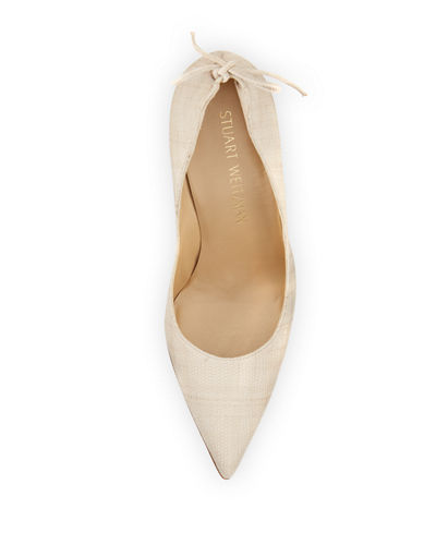 PeekABow High Slip-On Pump