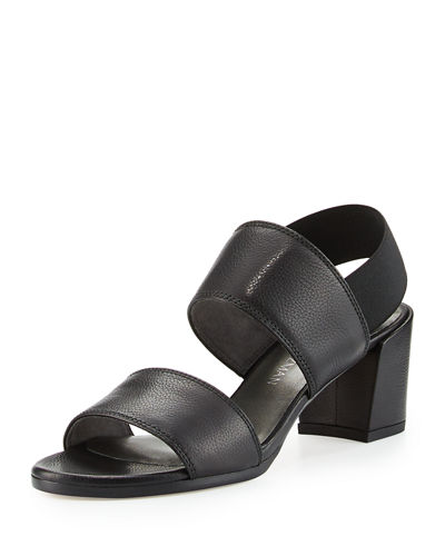 AccessChorus Leather City Sandal