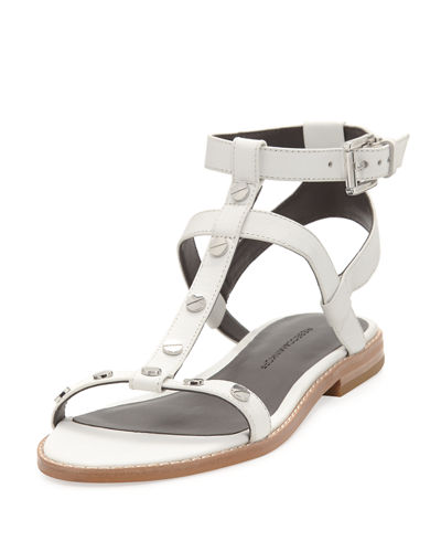 Sandy Studded Strappy Sandal