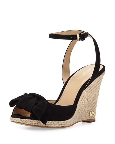 MICHAEL Michael Kors Willa Wedge Espadrille Sandal