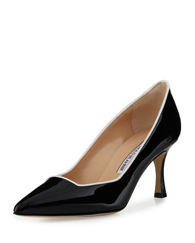 Dizio Patent Pointed-Toe Pump