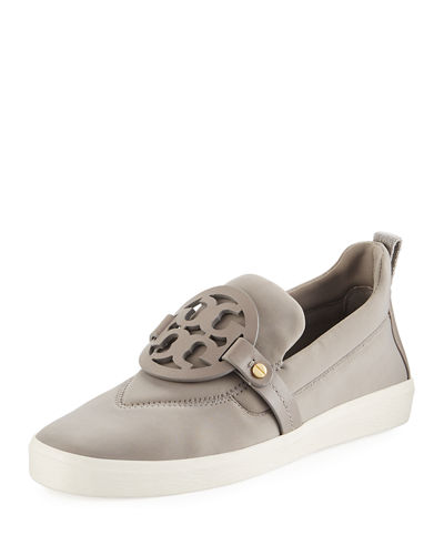 Tory Burch Miller Neoprene Medallion Slip-On Sneaker