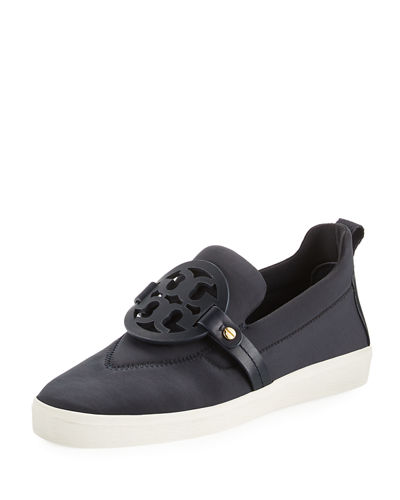 Miller Neoprene Medallion Slip-On Sneaker