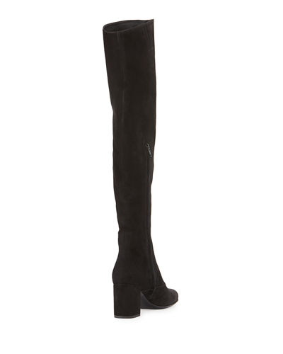 Babies Suede Over-The-Knee Boot