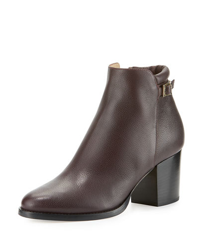 65mm Method Leather Bootie