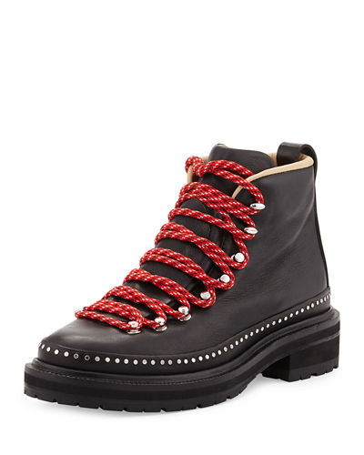 Rag & Bone Compass Leather Hiking Boot