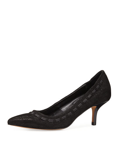 Flynn Interlaced Metallic Pump