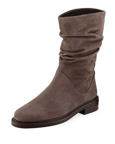 Spartan Scrunch Mid-Calf Boot
