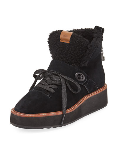 Urban Hiker Suede Boot