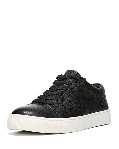 Afton Leather Low-Top Sneaker