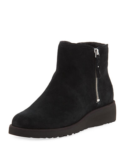 Shala Mini Zip Ankle Boot