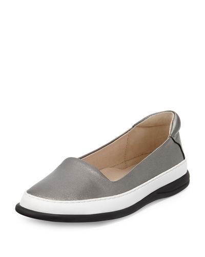 Fressa Leather Slip-On Sneaker